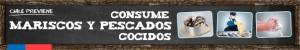 Campaña consumo seguro de pescados y mariscos