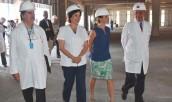 """Con la ministra de Salud, SSMC inició segunda etapa de la """"Torre Valech"""" de la ex Posta Central"""
