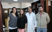 6 nuevos especialistas se integran al Hospital de Urgencia de la Asistencia Pública